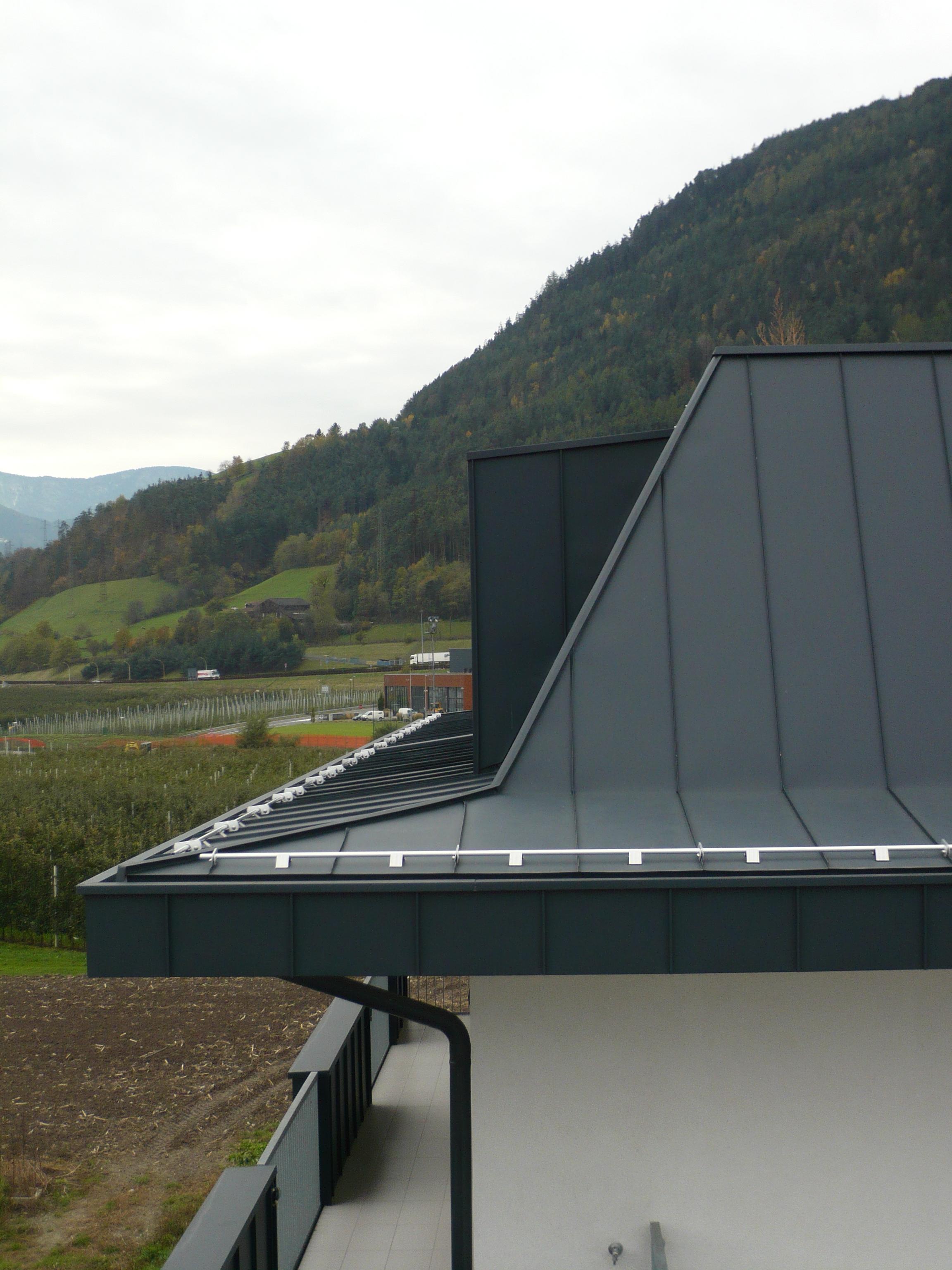Oberrauch - Lattoneria