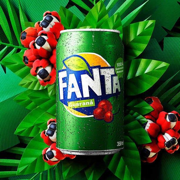 New Fanta Guaraná