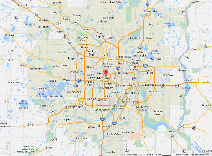 A1 Twin Cities Service Area