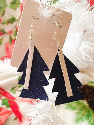 Rockin' Around the Christmas Tree Earrings