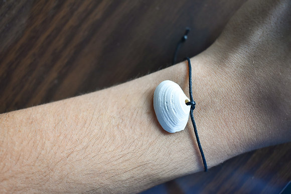 Salty Shell Bracelet