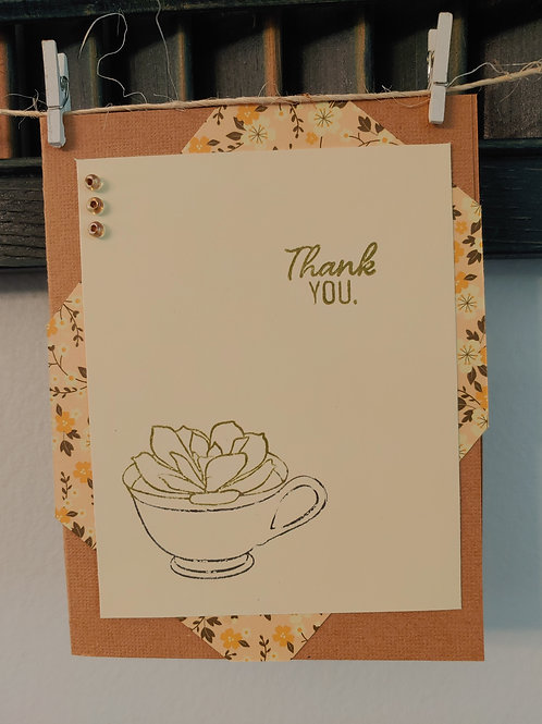 Cup of Thanks