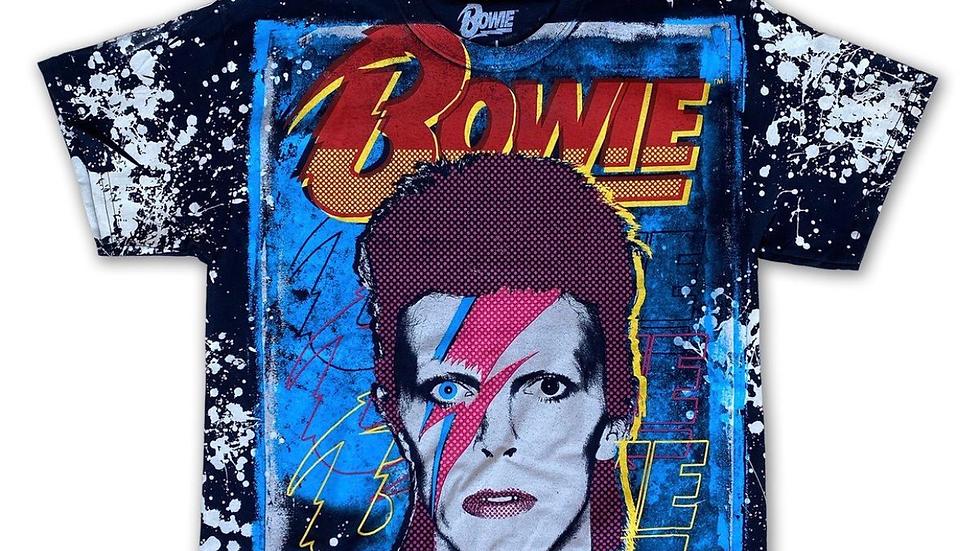 Bowie black t-shirt