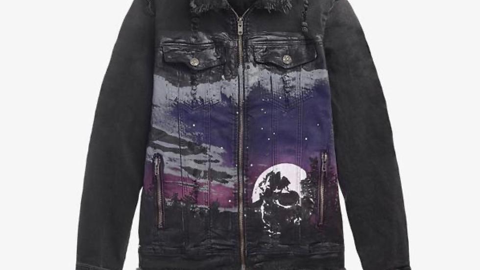 Irochi seize the night jacket