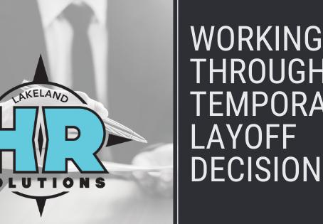 Temporary Layoffs in Alberta