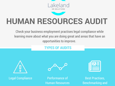 HR Audit - Get Strategic with a Cold Eye's Review