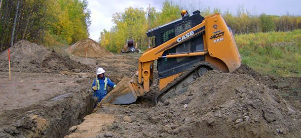 Trenching and Excavation Services