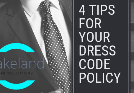 4 Tips for Your Dress Code Policy