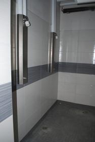 Shower in Locker Room