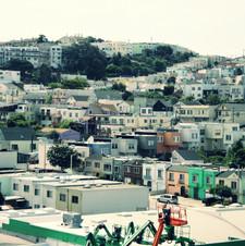 San Francisco's Barrios