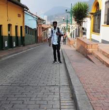 Gringo en Colombia
