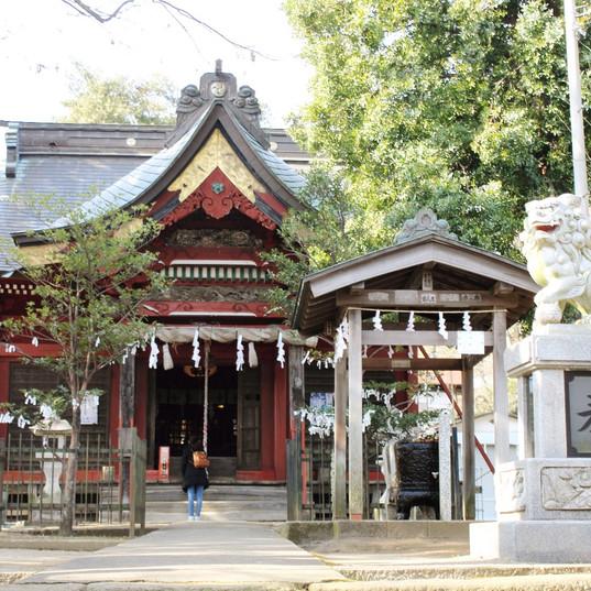 Prayer in Kanagawa