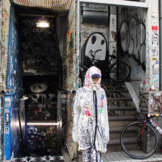 Harajuku's Hood
