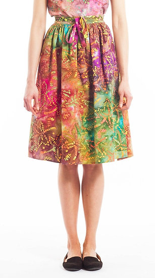 "Wrap Skirt Only ""SF in Bangkok"""