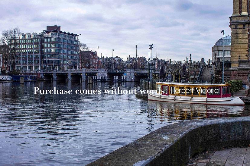 """Most Romantic City"" Amsterdam, Netherlands 2018"