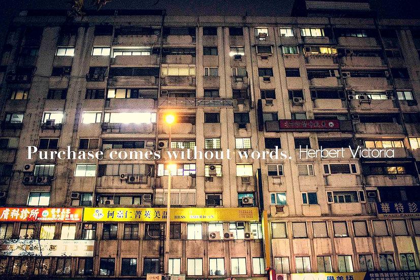 """""""The Asian Slums"""" Taipei, Taiwan 2017"""