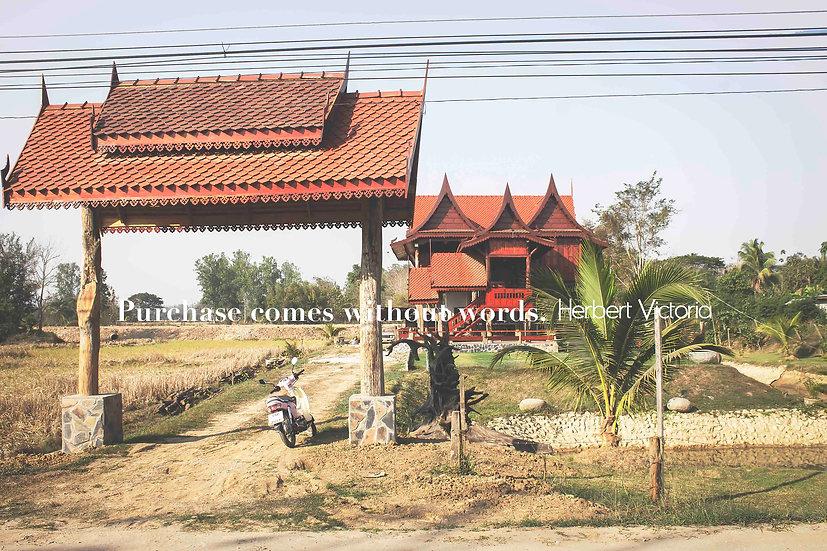 """The Land of Smiles"" Loei, Thailand 2015"