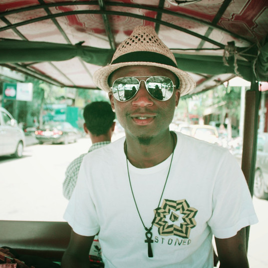 Stoned in Cambodia