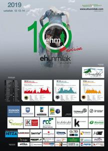 Previa Ehunmilak 2019 168 km 22.000m+ Décima edición.