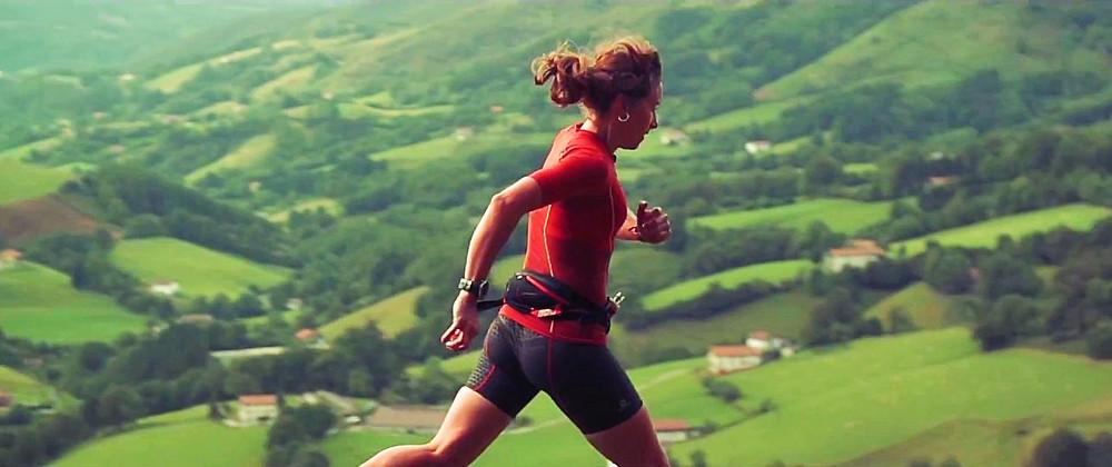 corredora de ultratrail