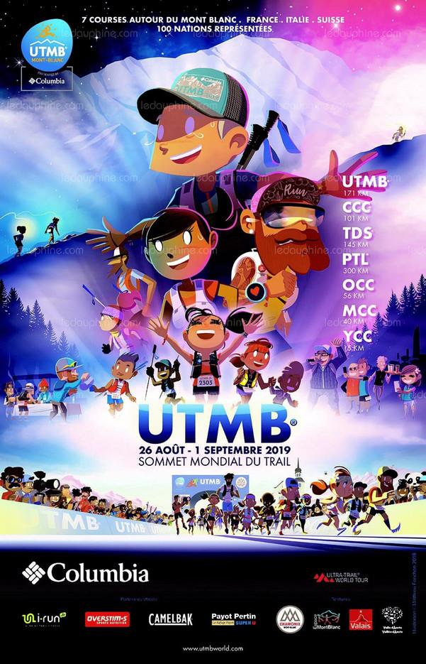 Vascos en UTMB 2019