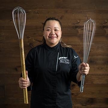 Mia DeAla - Executive Pastry Chef, Metro Convention Centre