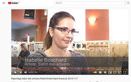 Salon des artisans de Petite-Rivière-Saint-François:17 et 18 novembre 2018