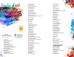 Liste des participants Touches d'art