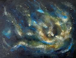 Isabelle Bouchard artiste Galaxie 1 Tous