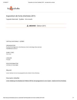 Exposition_de_livres_d'artistes_2015