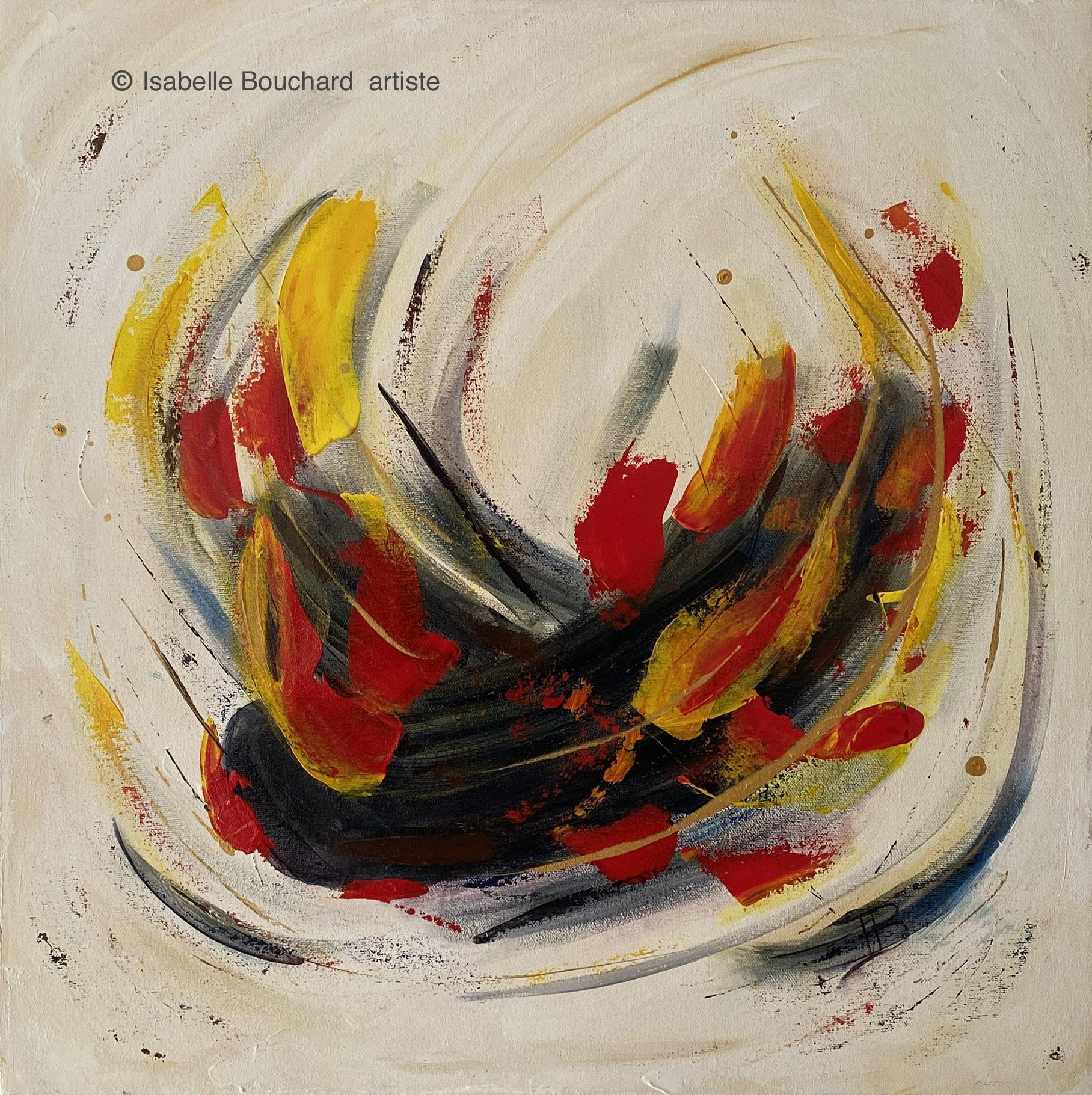 Isabelle Bouchard artiste Passion