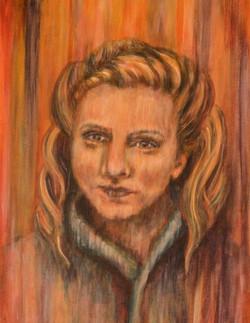 Portrait jeune femme