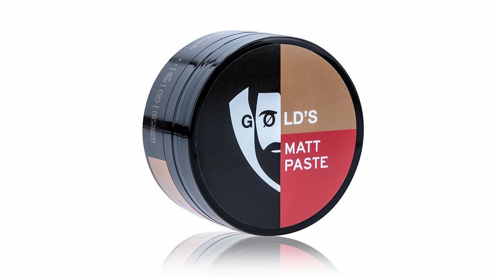 Matt Paste || Haarstyling Matt by GØLD's