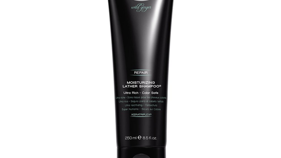 AWAPUHI WILD GINGER® Moisturizing Lather Shampoo® - 250ml