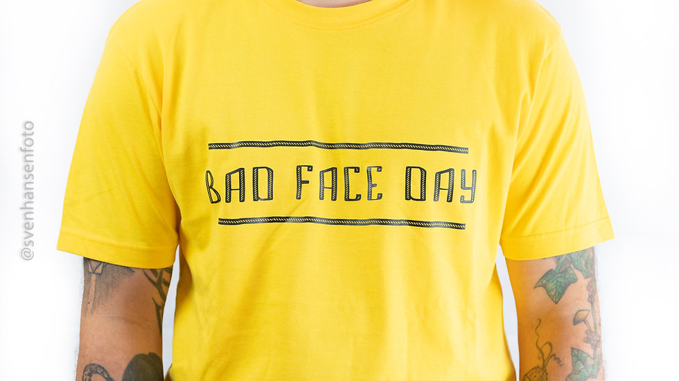 Bad Face Day Shirt