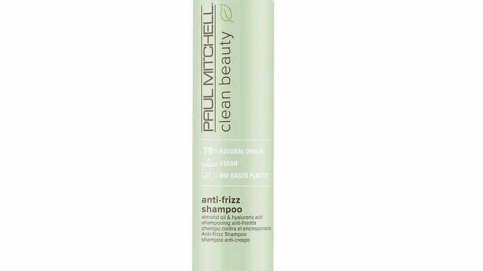 Clean Beauty Smooth Anti-Frizz Shampoo - 250ml