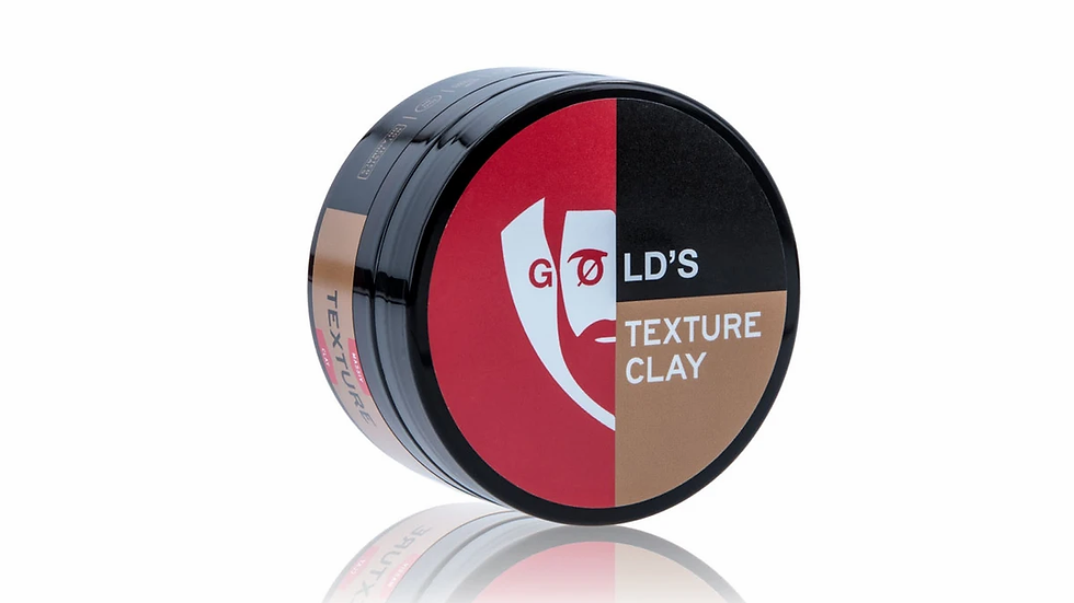 Texture Clay || Haarstyling Clay by GØLD's