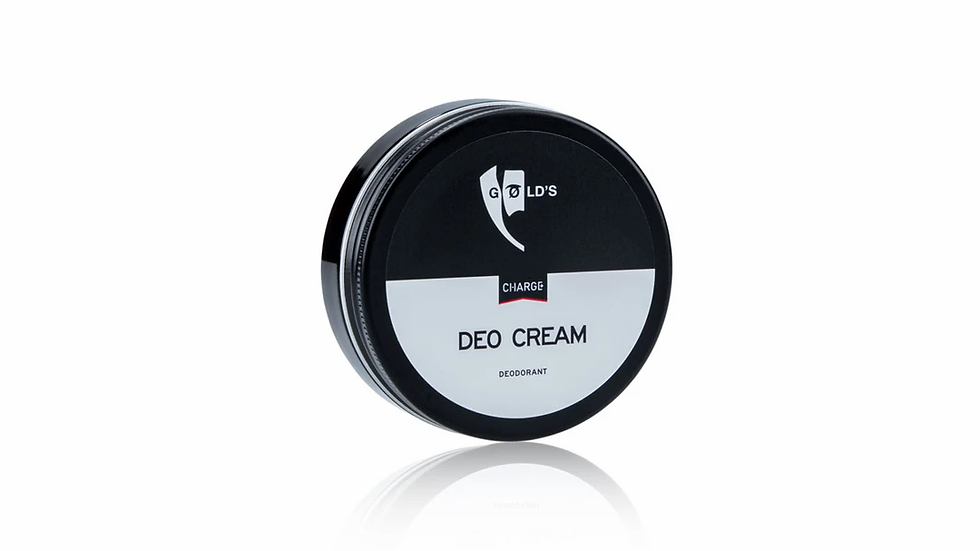 Deo Cream | Deodorant 50ml Body Care by GØLD's