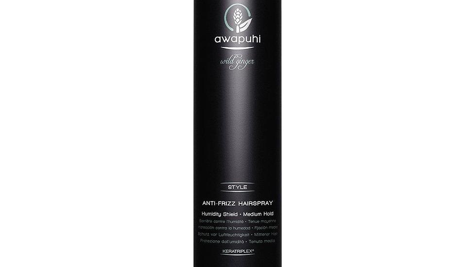 AWAPUHI WILD GINGER® Anti-Frizz Hairspray - 307ml