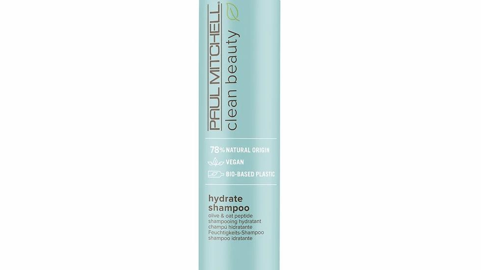 Clean Beauty Hydrate Shampoo - 250ml