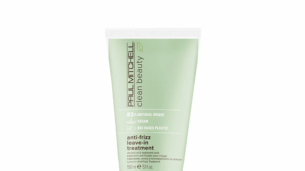 Clean Beauty Smooth Anti Frizz Leave-in Treatment -