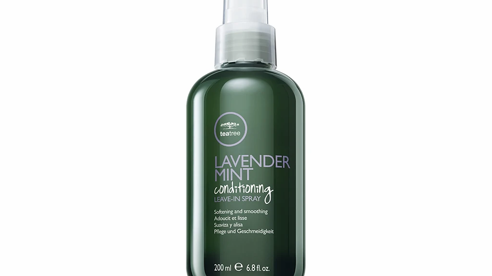Lavender Mint Conditioning Leave-In Spray - 200ml