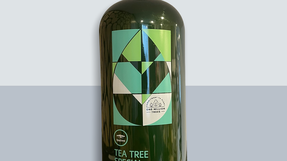 Tea Tree Special Shampoo 1Liter