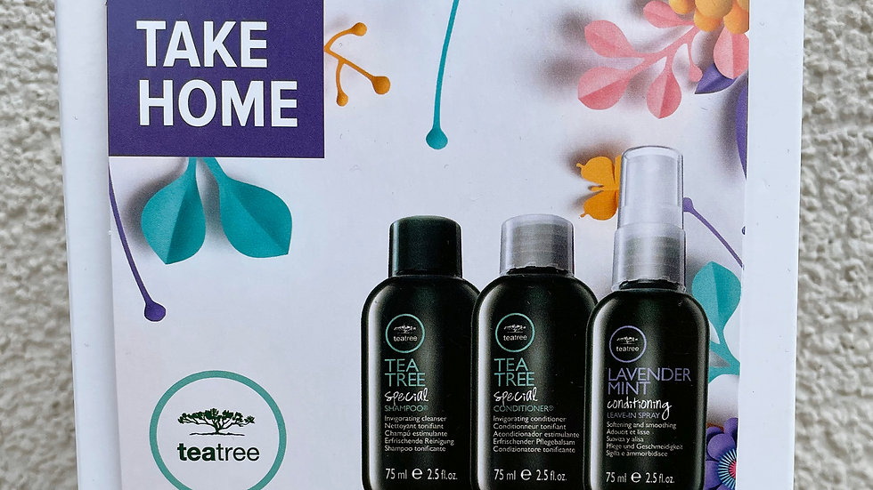Take Home Kit Tea Tree Special