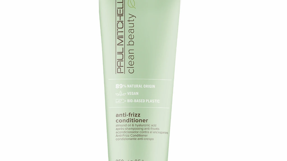 Clean Beauty Smooth Anti-Frizz Conditioner - 250ml