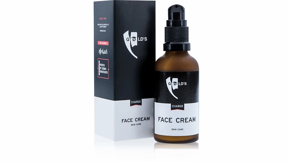 Gesichtscreme | Face Cream 50ml Skin Care by GØLD's