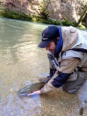 yoann chatot guide de pêche franche comte
