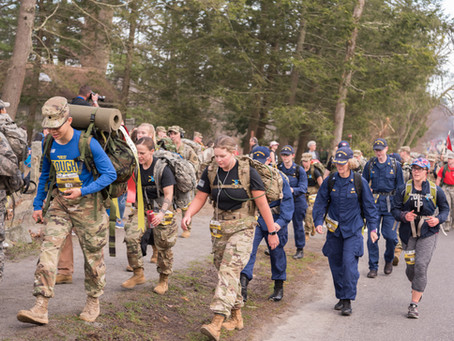 Choosing the right footwear for the ruck