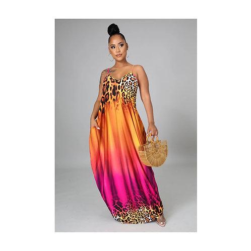 Perfect Blend Maxi Dress