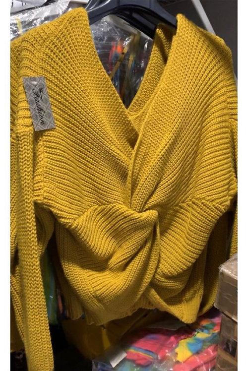 Margo Reversible Sweater